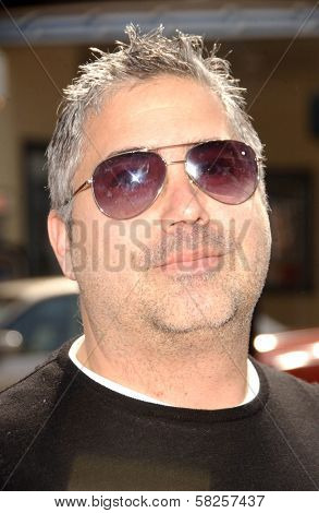 Steve Carr at the Premiere of