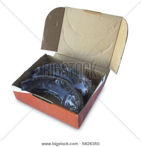 New Expanding Inside Brake Shoes