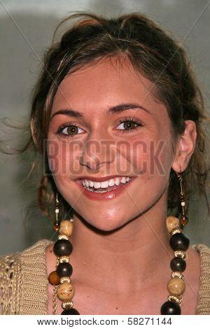 Alyson Stoner at the Launch of Kwel Magazine. Gibson Baldwin Showroom, Beverly Hills, CA. 04-14-07