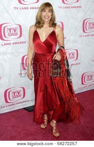 Barbi Benton at the 5th Annual TV Land Awards. Barker Hangar, Santa Monica, CA. 04-14-07