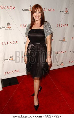 Tiffany at an Escada 2007 Fall Winter Sneak Preview to Benefit Step Up Women's Network. Beverly Hills Hotel, Beverly Hills, CA. 04-19-07
