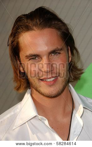 Taylor Kitsch at the NBC All-Star Party 2007. Beverly Hilton Hotel, Beverly Hills, CA. 07-17-07