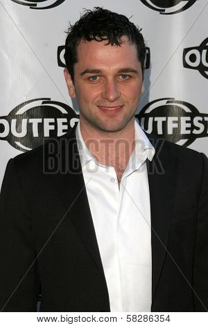 Matthew Rhys at the screening of