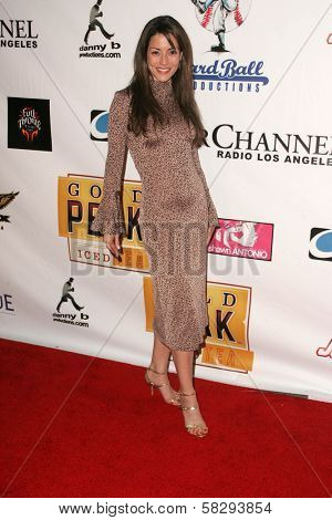 Emmanuelle Vaugier at the Gridlock New Years Eve 2007 Party, Paramount Studios, Los Angeles, CA 12-31-06