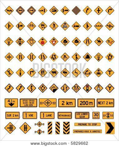 Traffic Signs