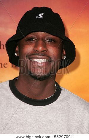 Jackie Long at the world premiere of