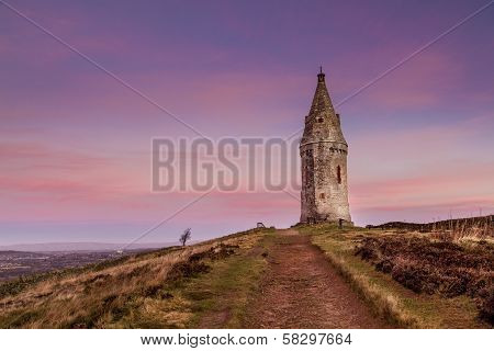 Hartshead Pike Manchester