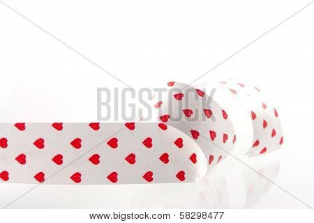Tape With Hearts