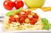 Spaghetti With Tomato Sauce poster
