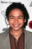 Noah Gray-Cabey at the NAACP Hollywood bureau's 3rd Annual Symposium