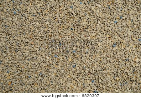 Kitty Litter Background Texture