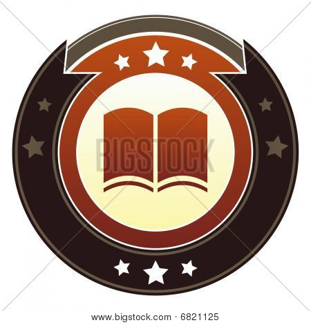 Book or reading icon
