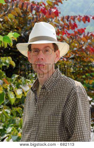Man Expression Hat