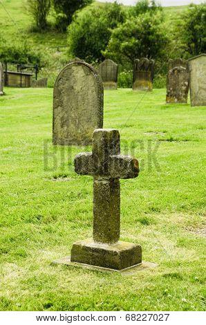 Abandonded Graveyard
