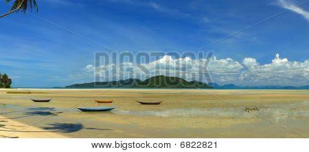 Koh Samui Island Coast