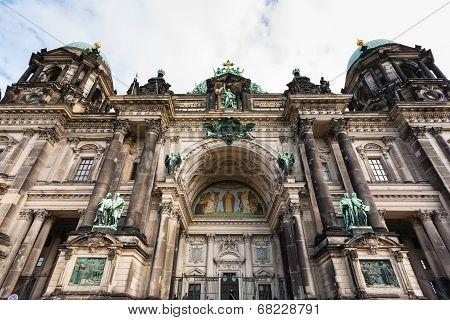 Evangelical Supreme Parish And Collegiate Church In Berlin