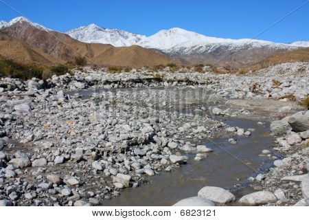Snow Runoff