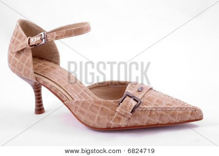 High-heeled Shoes Crocodile