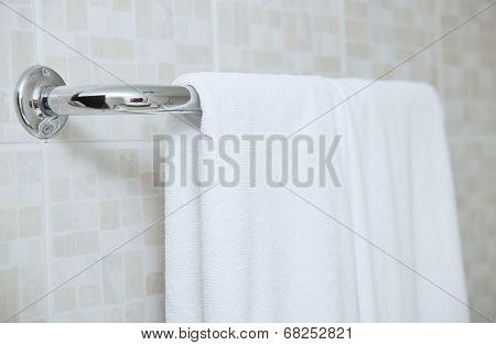 Towel On The Rail