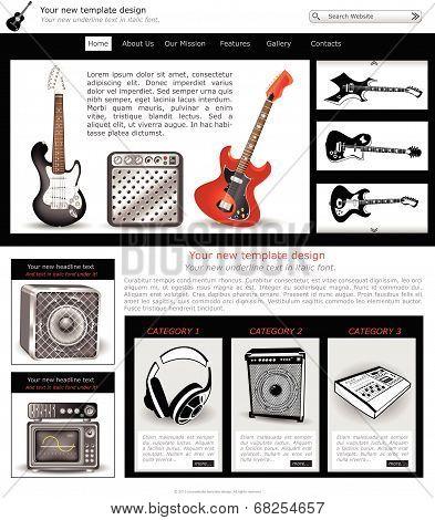 website template 7