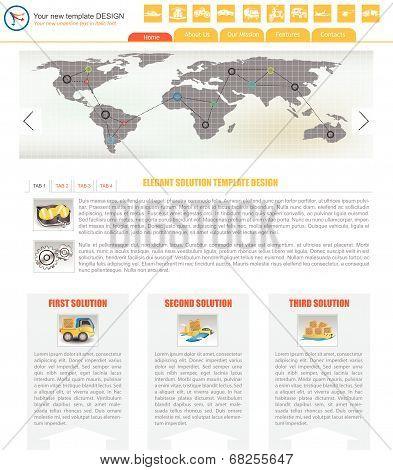 website template 16