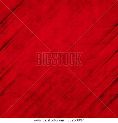 Red decorative paper