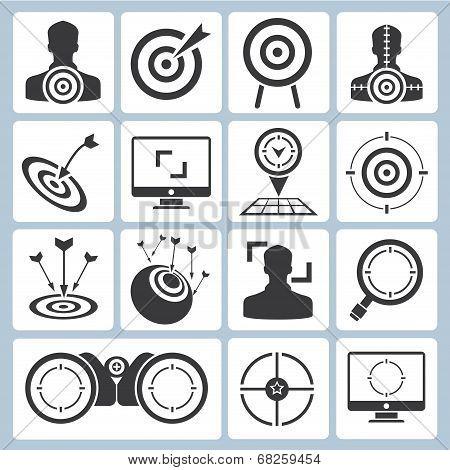 dart icons