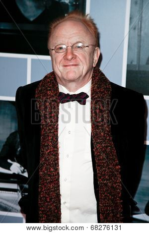 NEW YORK-JAN 12: Peter Asher attends 'Beautiful - The Carole King Musical' Broadway Opening Night at Stephen Sondheim Theatre on January 12, 2014 in New York City.