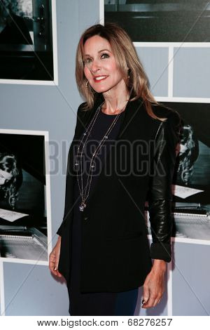 NEW YORK-JAN 12: Sherry Goffin Kondor attends 'Beautiful - The Carole King Musical' Broadway Opening Night at Stephen Sondheim Theatre on January 12, 2014 in New York City.