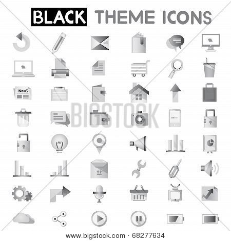 web apps, internet icons