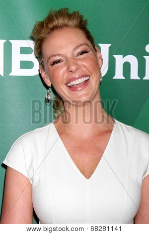 LOS ANGELES - JUL 13:  Katherine Heigl at the NBCUniversal July 2014 TCA at Beverly Hilton on July 13, 2014 in Beverly Hills, CA