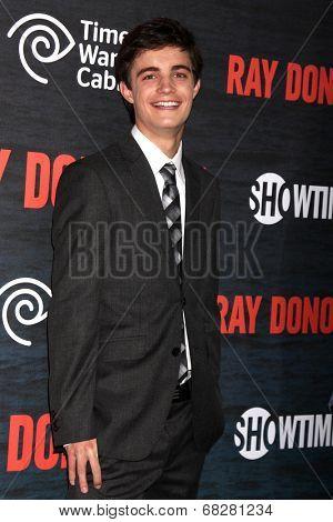 LOS ANGELES - JUL 9:  Devon Bagby at the