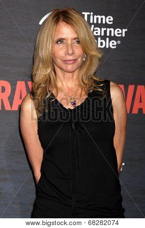LOS ANGELES - JUL 9:  Rosanna Arquette at the