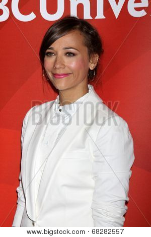 LOS ANGELES - JUL 13:  Rashida Jones at the NBCUniversal July 2014 TCA at Beverly Hilton on July 13, 2014 in Beverly Hills, CA