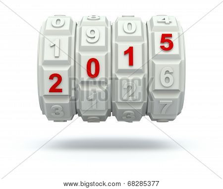 Year 2015 on the code mechanism