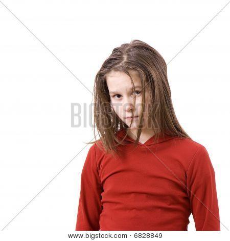 The Sad Uncombed Child