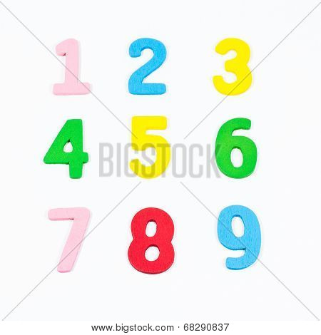 Color Numbers