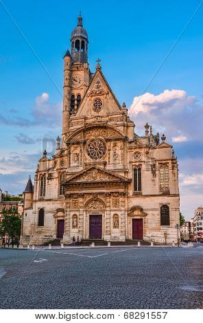 Sainte-Genevieve, Paris, France