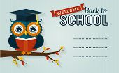 stock photo of red back  - Back to school - JPG