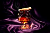 picture of cigar  - Cognac and Cigar - JPG