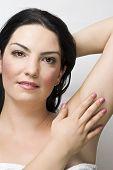 Beautiful Woman Skin Care
