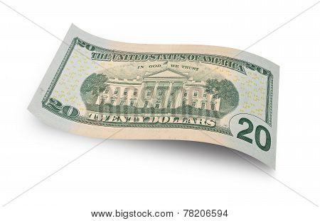 Twenty Dollars Bill