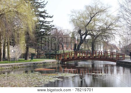Mill Pond, Tapolca