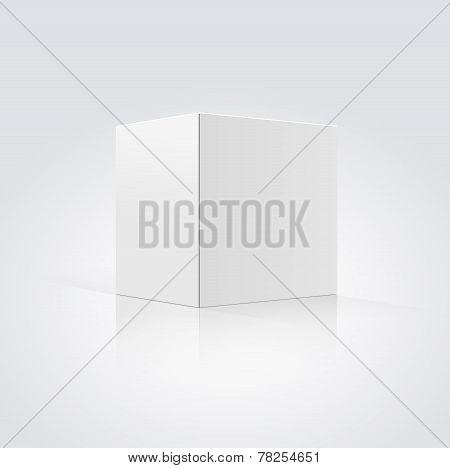 Vector Blank Box