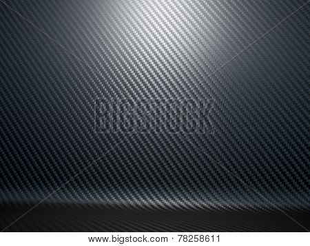 background of classic carbon fiber texture