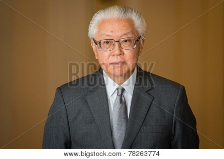 President Of Singapore Tony Tan Keng Yam