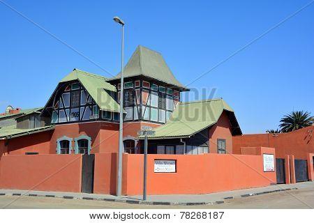 German style house