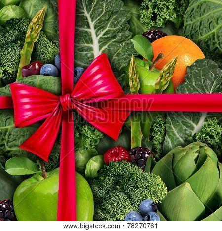 Healthy Food Gift