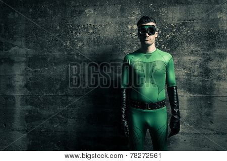 Cool Superhero