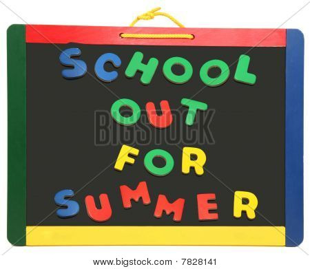 School Out For Summer